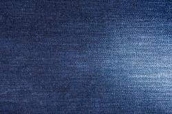 Blue jean background