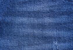 Blue Jean Background. Classic Jeans Texture