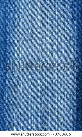 Blue jean texture