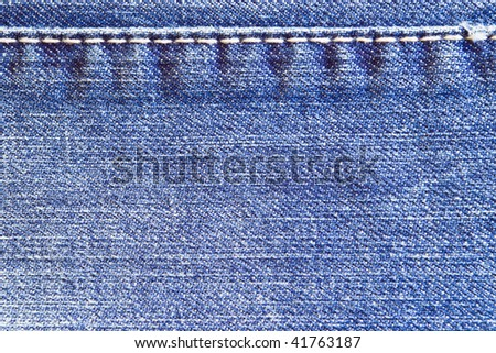 blue jeans denim texture for background