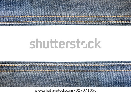 jeans and copy space ez canvas