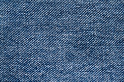 Blue jeans. Texture denim background pattern. Classic texture.