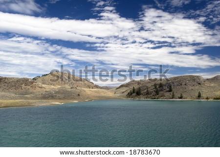 Blue Lake - Oroville, Washington