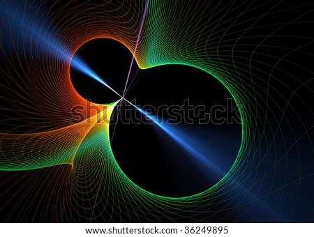 clip art laser beams
