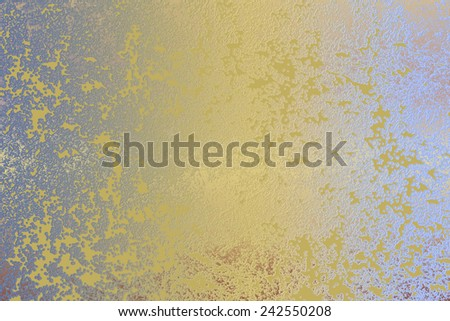 Blue light , abstract  background , with   painted  grunge background texture for  design . Concept  holiday, happiness , color in light .