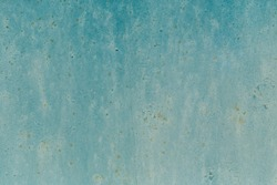 Blue, light blue wall texture background. Grunge blue wall. Abstract grunge dark navy background. Can be used as a background or texture. Paint rusty textured metal. Cracked pain