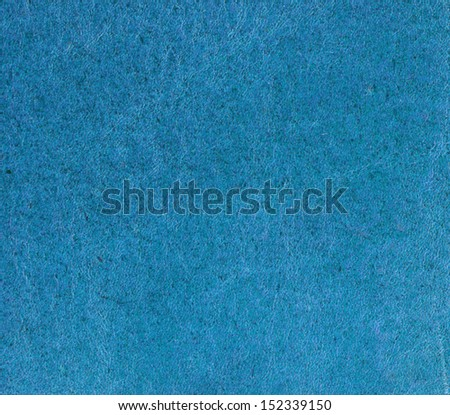blue material  texture closeup . Useful as background for design-works.