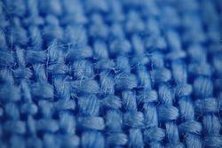 blue micro fiber texture denim