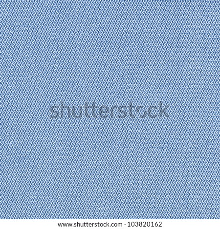 Blue Microfiber Towel Background. Illustration for design