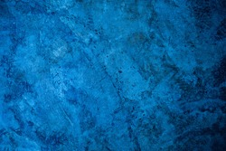 blue mortar background texture, wall background