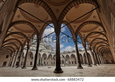 Blue Mosque (Sultan Ahmet Mosque)