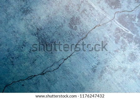 Blue Navy Blue Dark Abstract Background Grunge Decorative Stucco Wall of Art Rough. Texture Banner With Space Text. #1176247432