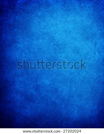 blue paint background - stock photo