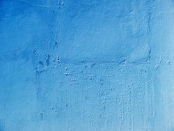 blue paint wall background