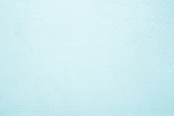 Blue pastel texture background. Wallpaper or artistic wale linen canvas.