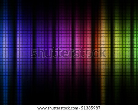 Black Blue And Green Abstract Background Blue Purple Green And Black
