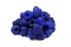 Blue raspberries