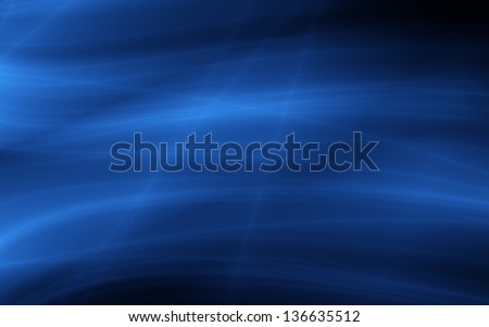 Blue screen wide abstract sky storm background