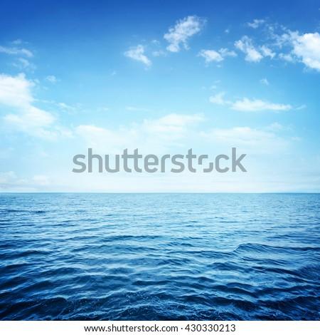 Blue sea #430330213