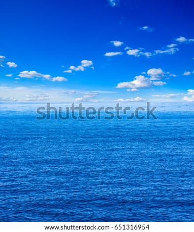 Blue sea background #651316954