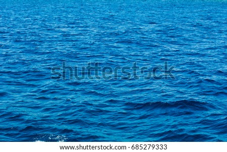 Blue sea background #685279333
