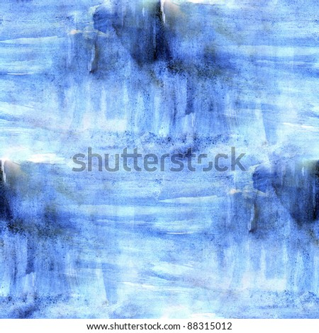 blue sea seamless texture picture abstract watercolor background