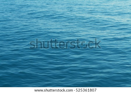 Blue sea water texture background #525361807