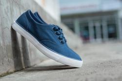 Blue shoes Men shoes shoes  Street Sneakers Shoes Blue