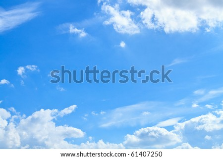 Black And White Clouds Background. and white cloud background