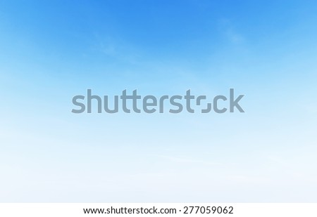 Blue sky background  #277059062