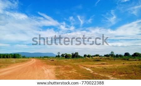 blue sky views  #770022388