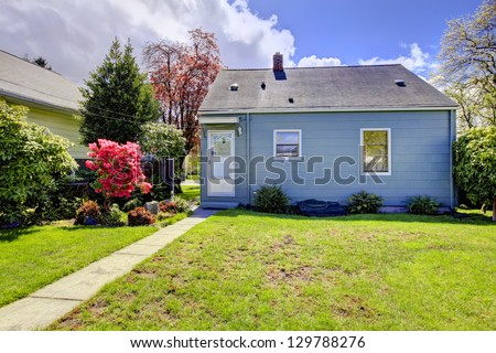 Small House in Melbourne
