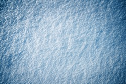 Blue snow texture
