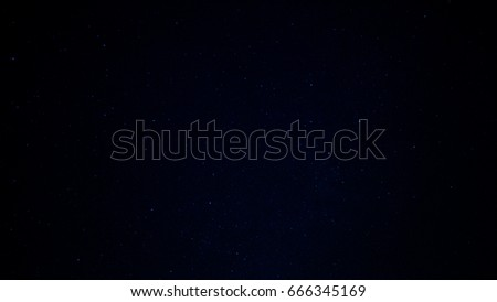 Stock Photo Blue Star Nebula