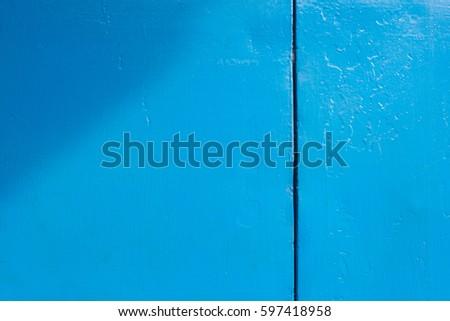 Blue steel door background #597418958