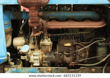 blue steel engine #683131339