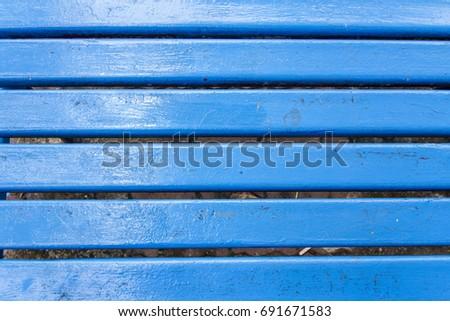 Blue steel table   #691671583