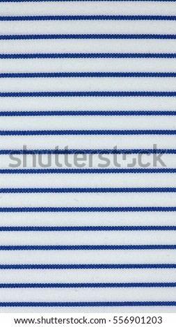 Blue Striped fabric texture useful as a background - vertical #556901203