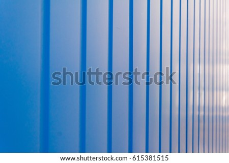 Blue-striped texture #615381515