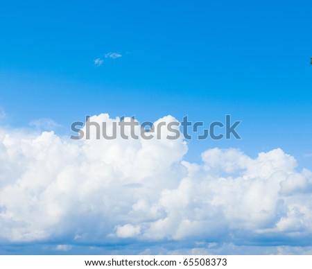 Blue Sunshine Clouds