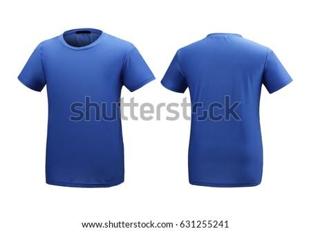 Blue t-shirt #631255241
