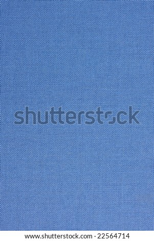 blue textile background from 1960s book cover
