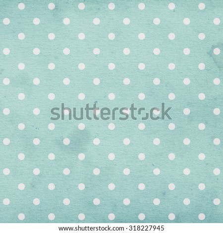 Blue vintage background. Old paper background
