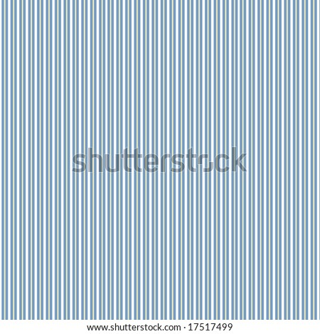 Blue Wallpaper Stripe