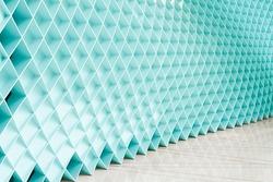 Blue walls, a new design