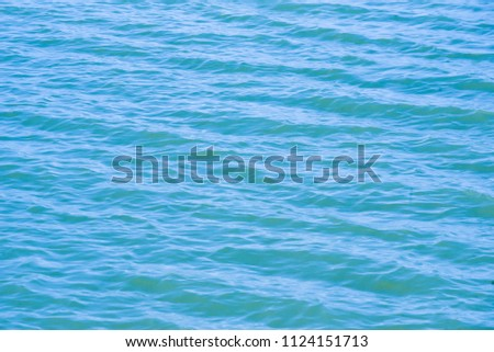Blue water sea wave texture background #1124151713