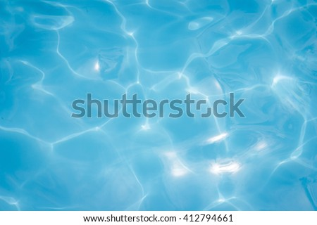 blue water surface background texture, Abstract