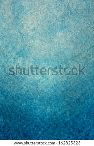 Blue Watercolor Background 2