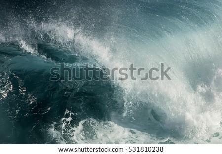 Blue wave #531810238