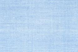 Blue Weave cotton background texture